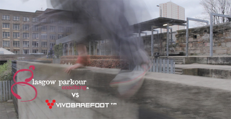 glasgow parcour coaching vs vivobarefoot
